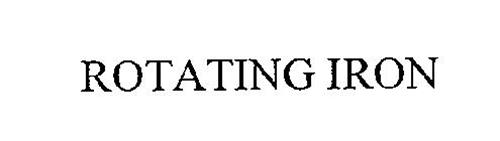 ROTATING IRON