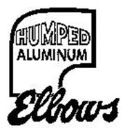 HUMPED ALUMINUM ELBOWS