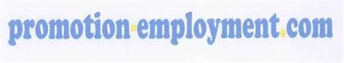 PROMOTION-EMPLOYMENT.COM