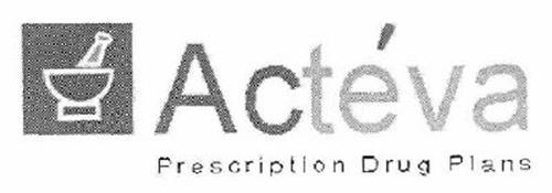 ACTÉVA PRESCRIPTION DRUG PLANS