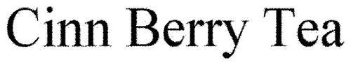 CINN BERRY TEA