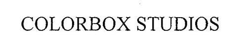 COLORBOX STUDIOS
