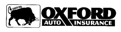 OXFORD AUTO INSURANCE SINCE 1945