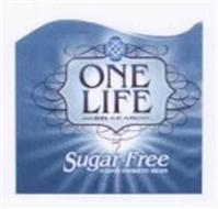 2617ONE LIFE DZL GEAR SUGAR FREE VITAMIN ENHANCED WATER (AND DESIGN)