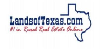LANDSOFTEXAS.COM #1 IN RURAL REAL ESTATE ONLINE