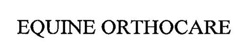 EQUINE ORTHOCARE