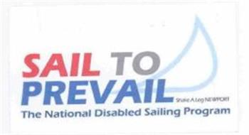 SAIL TO PREVAIL THE NATIONAL DISABLED SAILING PROGRAM SHAKE A LEG NEWPORT