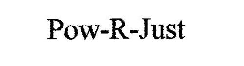 POW-R-JUST