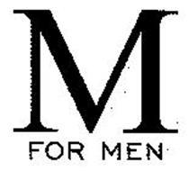 M FOR MEN