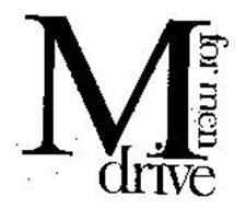 M FOR MEN DRIVE