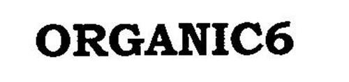 ORGANIC 6