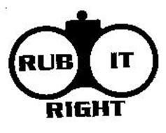 RUB IT RIGHT
