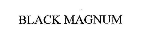 BLACK MAGNUM