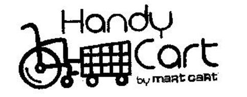 HANDY CART BY MART CART