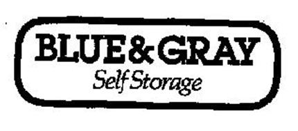 BLUE & GRAY SELF STORAGE