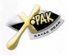 X·PAK KAYAK GEAR