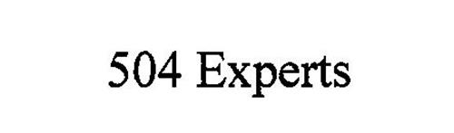 504 EXPERTS