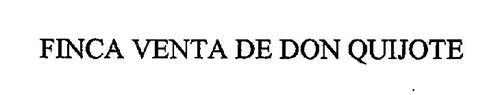 FINCA VENTA DE DON QUIJOTE