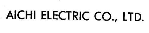 AICHI ELECTRIC CO., LTD