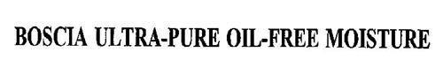 BOSCIA ULTRA-PURE OIL-FREE MOISTURE