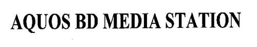 AQUOS BD MEDIA STATION