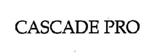 CASCADE PRO