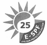 25 E-SPF EYE-SUN PROTECTION FACTOR