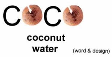 COCO COCONUT WATER