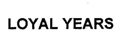 LOYAL YEARS