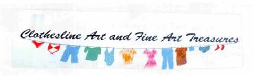 CLOTHESLINE ART AND FINE ART TREASURES