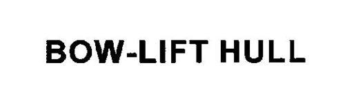 BOW-LIFT HULL