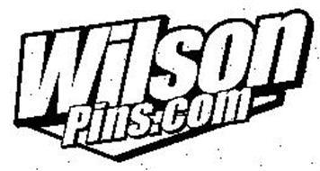 WILSON PINS.COM