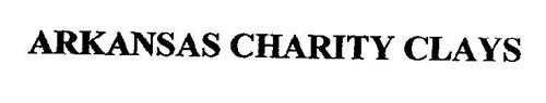ARKANSAS CHARITY CLAYS