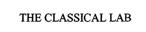 THE CLASSICAL LAB