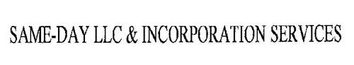 SAME-DAY LLC & INCORPORATION SERVICES