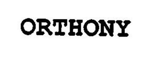 ORTHONY