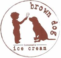 BROWN DOG HOMEMADE ICE CREAM