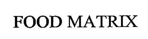 FOOD MATRIX