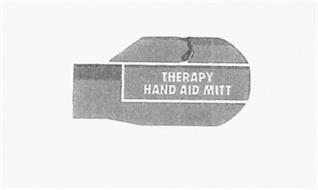 THERAPY HAND AID MITT