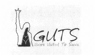 GUTS GIVERS UNITED TO SERVE