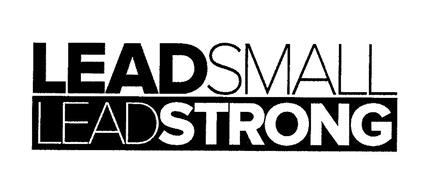 LEADSMALL LEADSTRONG