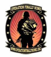 OPERATION FINALLY HOME WWW.OPERATIONFINALLYHOME.ORG