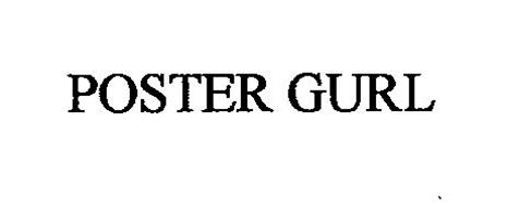 POSTER GURL