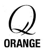 Q ORANGE