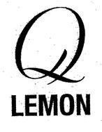 Q LEMON