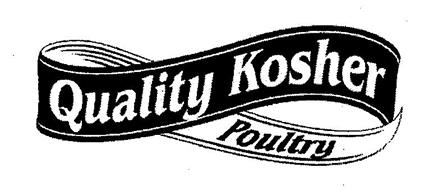 QUALITY KOSHER POULTRY