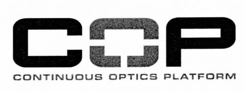 COP CONTINUOUS OPTICS PLATFORM