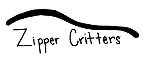 ZIPPER CRITTERS