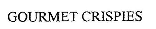 GOURMET CRISPIES