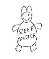 SLEEP MONSTER